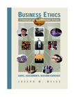 Business Ethics: A S…,9780030184581