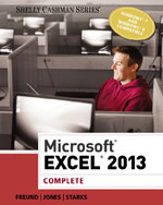 978 1 285 16844 9 microsoft 174 excel 174 2013 complete 1st edition by