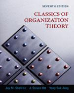 Classics of Organiza…,9780495569411