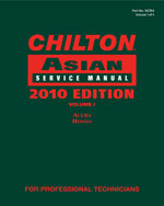 Chilton Asian Servic…,9781111037642
