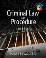 Criminal Law and Pro…,9781428340596
