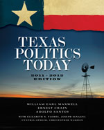 Texas Politics Today…,9780495909484
