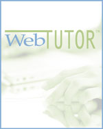 WebTutor™ on WebCT™ …,9780495572466