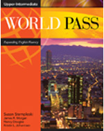 World Pass Upper Int…