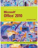 ePack: Microsoft® Of…,9780495965763
