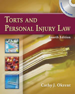 Bundle: Torts and Pe…,9781435477667