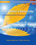 The Writer's Respons…, 9780495906261