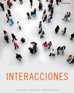 Interacciones, 7th E…,9781111827410