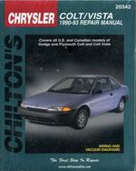 Chrysler Colt and Vi…,9780801984181