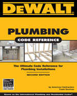 DeWALT Plumbing Cod&hellip;,9781111135942