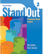 Stand Out 2, 2nd Edi…,9781424002580