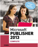 Microsoft® Publisher…,9781285167329
