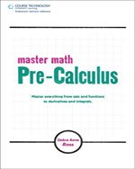 Master Math: Pre-Cal&hellip;,9781598639810