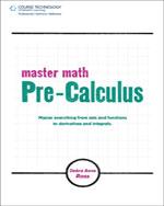 Master Math: Pre-Cal…,9781598639810