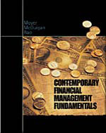 Contemporary Financi…,9780324015775