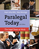 Bundle: Paralegal To…,9781285343396