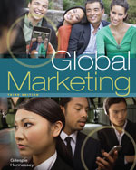Global Marketing, 3r…,9781439039434