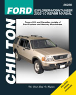 Ford Explorer & Merc…,9781563928369