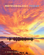 Meteorology Today: A…, 9780840054999
