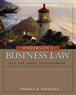 Anderson's Business …,9780324786668
