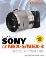 David Busch's Sony A…, 9781435459182