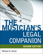 The Musician's Legal…,9781598635072