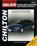 GM Cavalier and Sunf…, 9780801991141