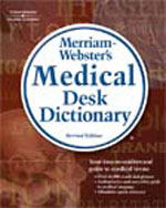Merriam-Webster's Me…,9781418000561