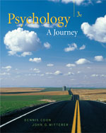 Psychology: A Journe…,9780495095538