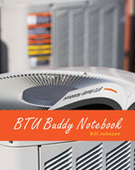 BTU Buddy Notebook, …