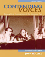 Contending Voices: B&hellip;,9780618660889