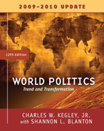 World Politics: Tren…,9780495565697