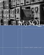 A Guide to MySQL, 1s…