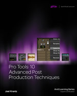 Pro Tools 10 Advance…,9781133788867