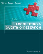 Accounting & Auditin…,9780324302240