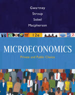 Microeconomics: Priv&hellip;,9780324580204