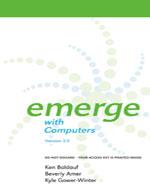 Bundle: Emerge with …,9781133160748