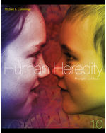 Human Heredity: Prin…,9781133106876