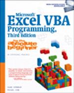 Microsoft® Excel® VB…, 9781598633948