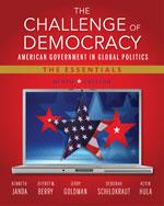 The Challenge of Dem…, 9781133602309