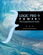 Logic Pro 9 Power!: …,9781435456129