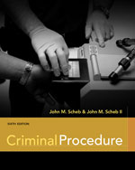 Criminal Procedure, …