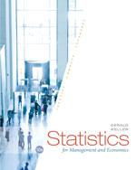 Statistics for Manag…,9781285425450