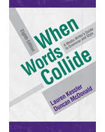 When Words Collide, …, 9780495572404