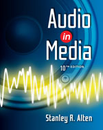 Audio in Media, 10th…, 9781133307235