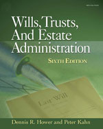 Wills, Trusts and Es…,9781418039332
