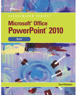 Microsoft® PowerPoin…,9780538748308