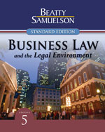 Business Law and the…,9780324663525