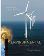 Environmental Issues…