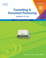 Formatting & Documen…,9780538729796